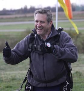 Tom Baxter - The Pilot, SkyDiver, Instructor
